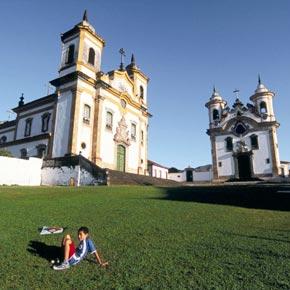 Notre sélection d'hôtels dans la région du Minas Gerais