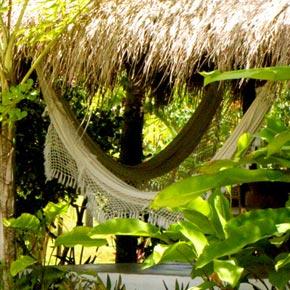 Relaxer vous lors de votre voyage au Brésil dans un hébergement Voyageurs du Monde