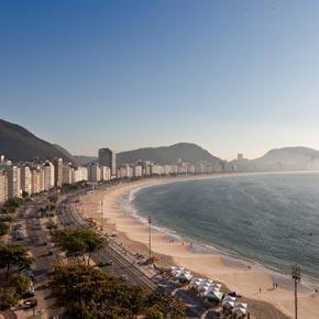 Les hotels au Brésil