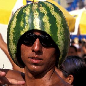De nombreux participants affluents de toute la région Nordeste pour participer à cet authentique carnaval du brésil.