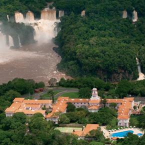 Dormez au cœur du Parc  National d'Iguaçu près des chutes d'Iguaçu.