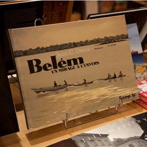 """La couverture du livre """"Bélem, un mirage à l'envers"""""""