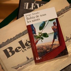 """La couverture du livre """"Bahia de tous les saints"""""""