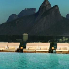 Hôtel prisé par les stars. Profitez du coté paillettes de Rio.