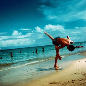 Les plages du Brésil sont de hauts lieux d'activités, vous pourrez y pratiquer de nombreuses activités sportives lors de votre voyage.