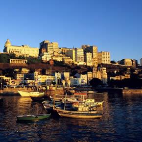 Voyagez dans une ville hors du temps comme Salvador de Bahia