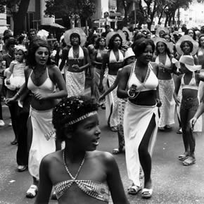 L'Histoire du Trio Eletrico, le camion à musique du carnaval de Bahia