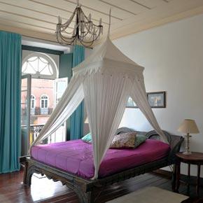 photo d'une chambre de la Villa Bahia