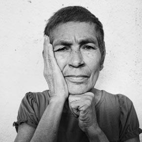 JR partage avec Voyageurs du Monde ses portraits de femmes.