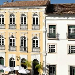 La Villa Bahia, notre maison dans le Pelourinho