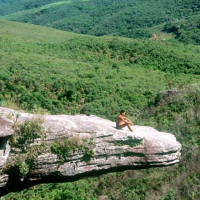 Retrouvez les grandes étendues du Minais Gerais lors de votre circuit au Brésil.