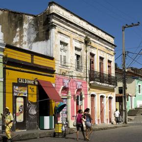 Recife... pas loin, plus loin